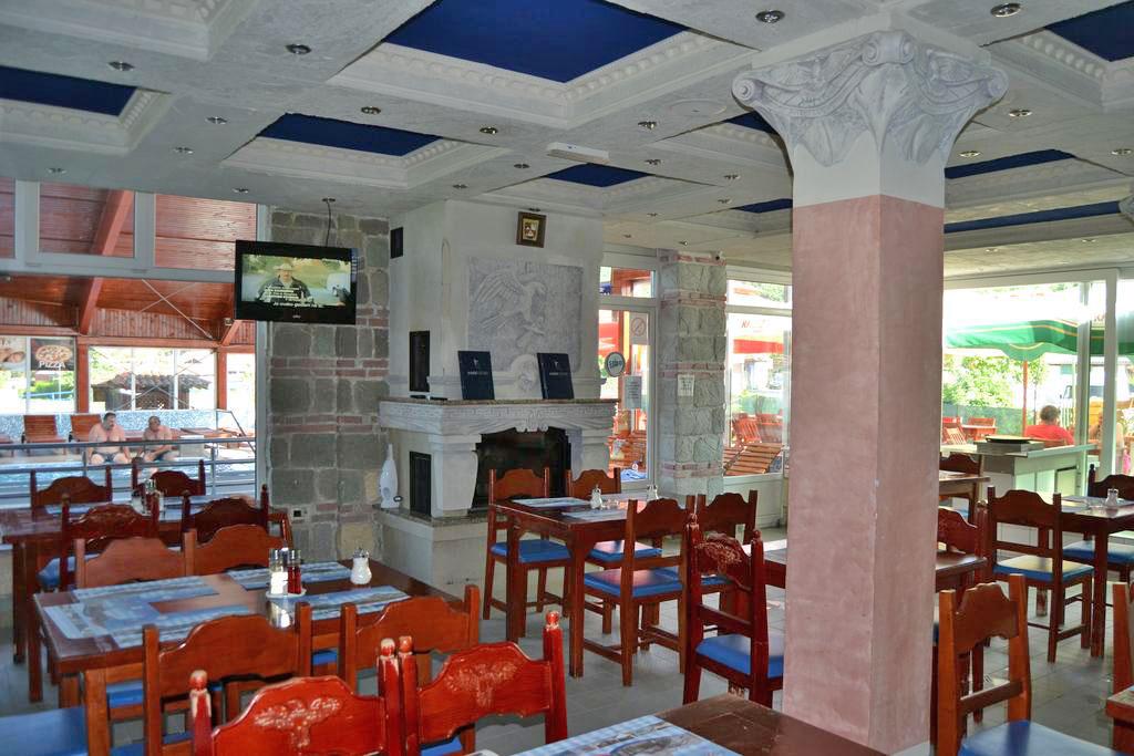 Restoran garni hotela Sokoterme