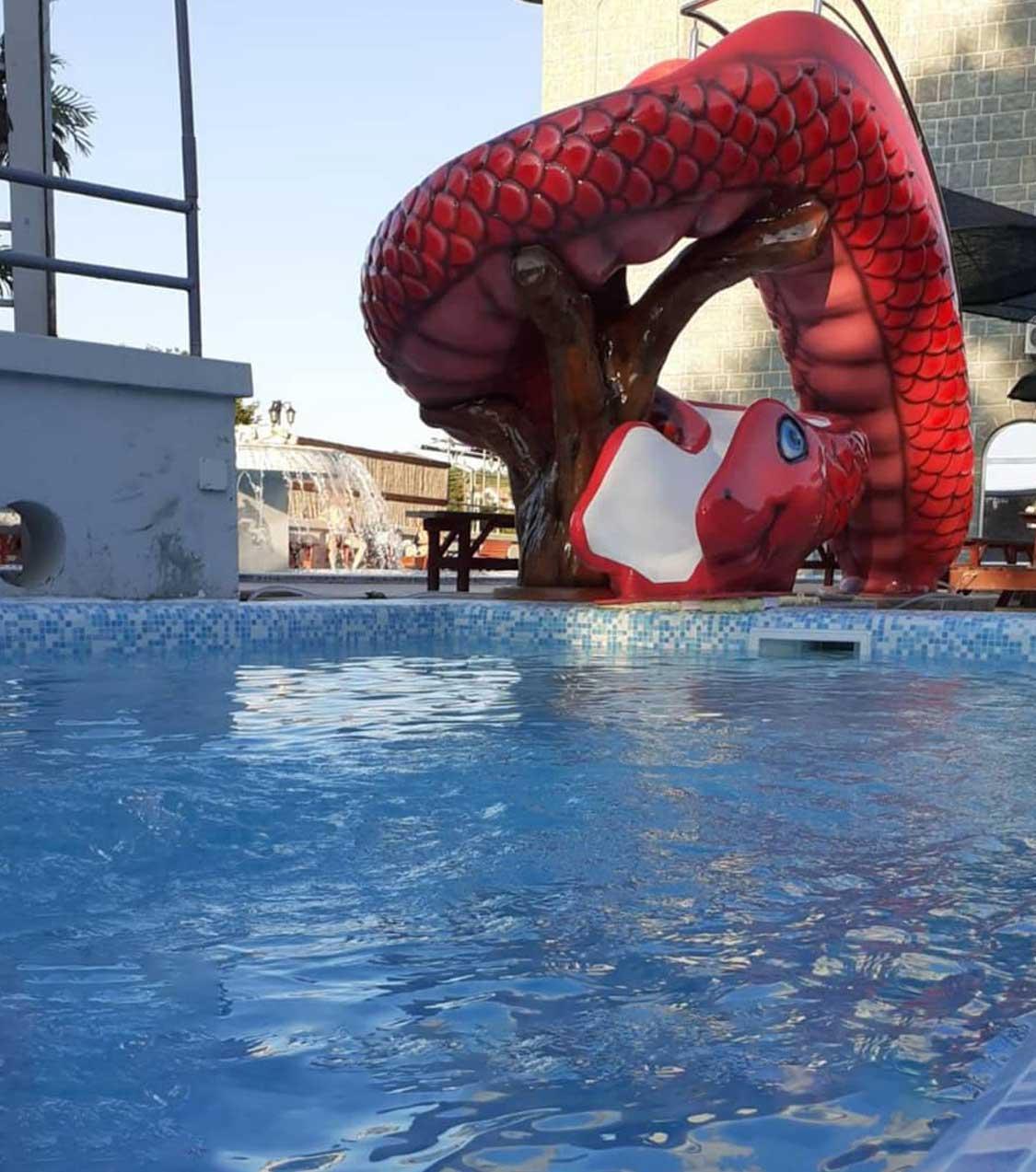 Sokoterme spoljašnji bazen